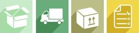 Иконки доставки